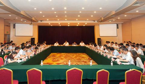 市委宣传部召开2017年上半年工作总结会议