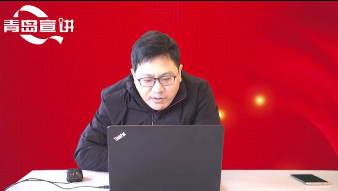 李光全:学习习近平总书记在庆祝